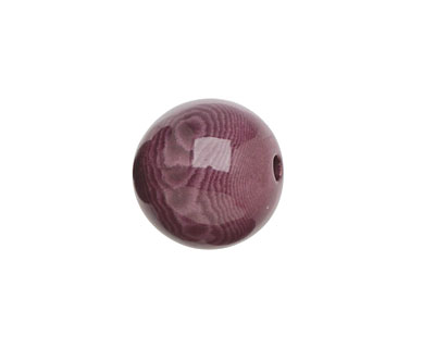 Tagua Nut Lilac Round 16mm