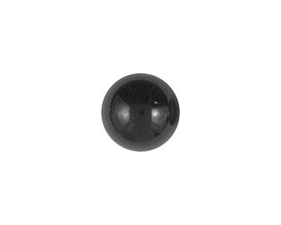 Nunn Design Black Glass Circle 13mm