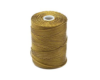 C-Lon Golden Olive (.5mm) Bead Cord