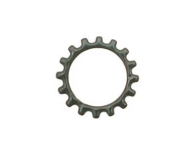 C-Koop Enameled Metal Steel Gray Open Gear 19mm