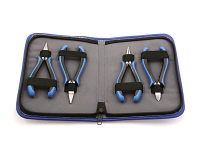 2K Ecco 4 Piece Tool Kit w/ Case