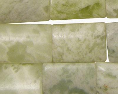 Peace Jade Thin Pillow 20x15mm