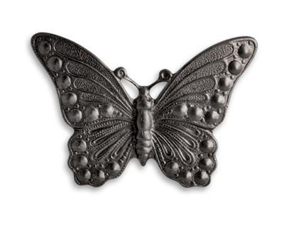 Vintaj Arte Metal Marcasite Butterfly Decorivet 40x30mm