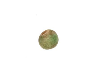 Gaea Ceramic Emerald Organic Round 9-10x12-13mm