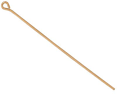 TierraCast Brass Eye Pin 2