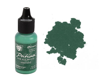 Vintaj Emerald Patina 15ml