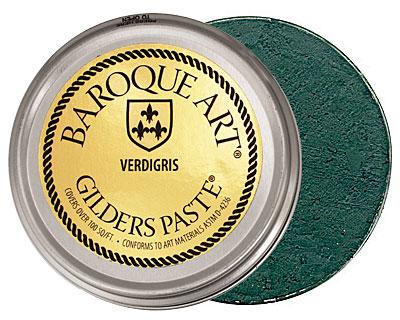 Verdigris Baroque Art Gilders Paste 100ml