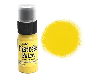 Tim Holtz Mustard Seed Distress Paint Dabber 29ml