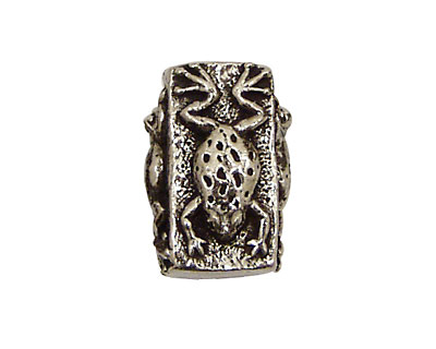 Green Girl Pewter Frog Box 20x16mm