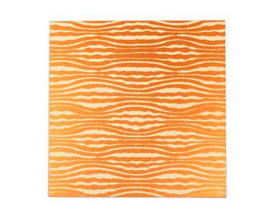 Lillypilly Orange Zebra Anodized Aluminum Sheet 3