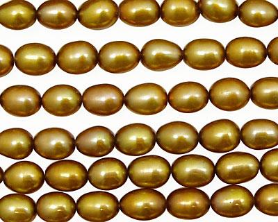 Gold Rice 6-7mm
