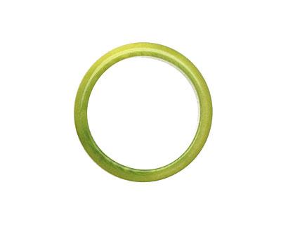Tagua Nut Apple Ring 22mm