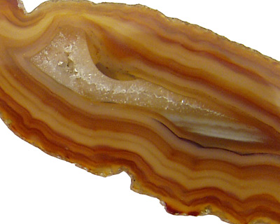 Agate Oval Slab Cabochon 28-36x70-91mm
