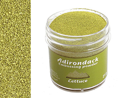 Adirondack Lettuce Embossing Powder 21g