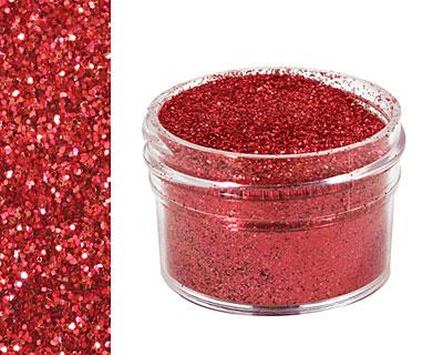Garnet Ultrafine Opaque Glitter 1/2 oz.