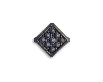 Vintaj Arte Metal True Diamond Decorivet 16x16mm