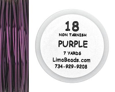 Parawire Purple 18 Gauge, 7 yards