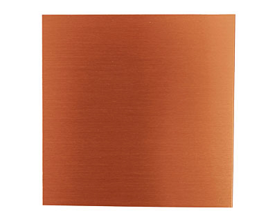Lillypilly Bronze Anodized Aluminum Sheet 3