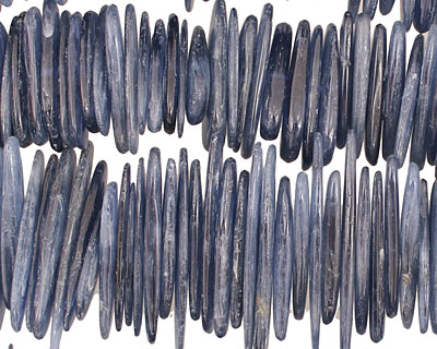 Kyanite Side-Drilled Stick 2-4x20-45mm