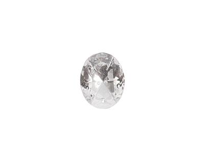 Nunn Design Crystal Oval Chaton 10x8mm