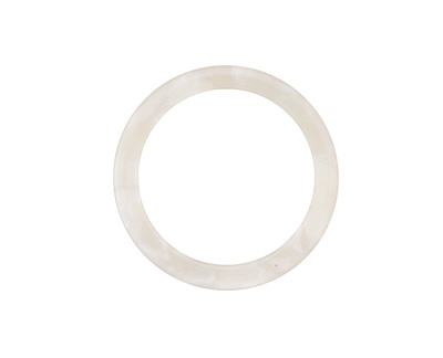 Zola Elements Pearl Acetate Ring 24mm