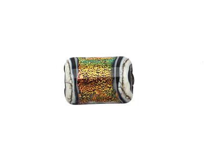 Grace Lampwork Marigold Ridge Mini Kalera 15x10mm