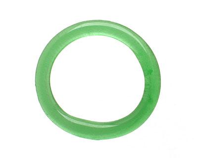 Green Soda Glass Bottle Ring 55-60mm