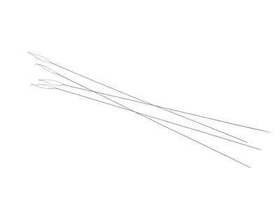 Beadalon Collapsible Eye Fine Beading Needle 5 inches (12.7cm)