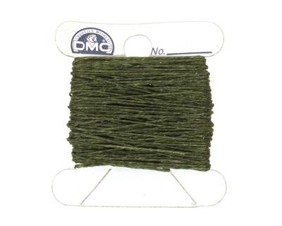 Dark Emerald Irish Waxed Linen 2 ply