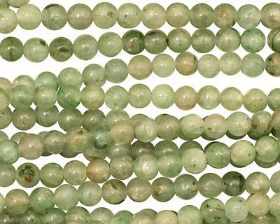 Green Kyanite Round 4mm