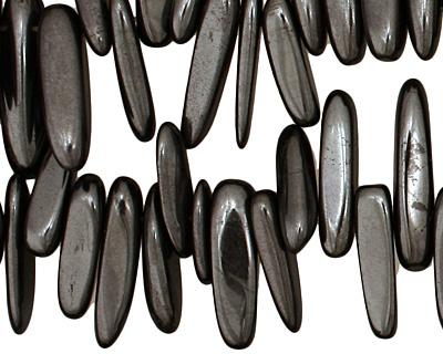 Hematite Stick 2-5x14-25mm