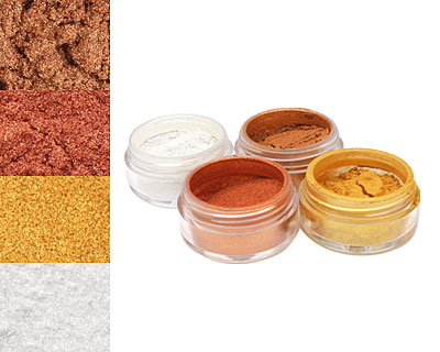 Perfect Pearls Metallics Pigment Powder Kit 10g