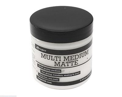 Multi Medium Matte 4 oz.