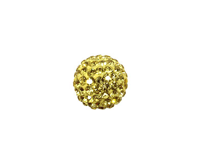 Dandelion Pave Round 12mm (1.5mm hole)