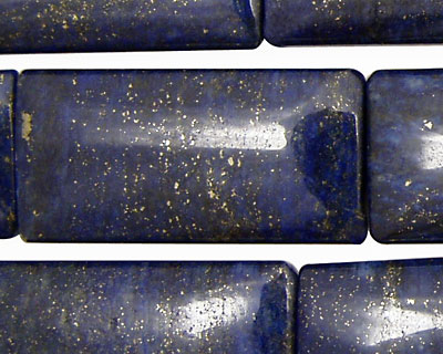 Lapis Thin Pillow 37x17mm