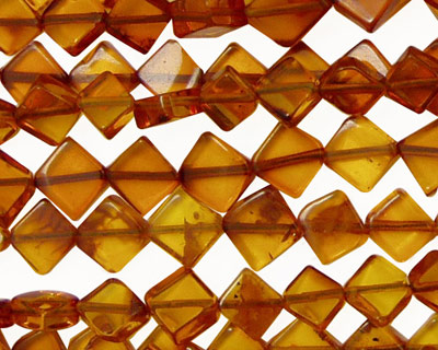 Amber Diamond 7-10mm