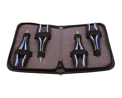 Lindstrom RX 4 Piece Tool Kit w/ Case