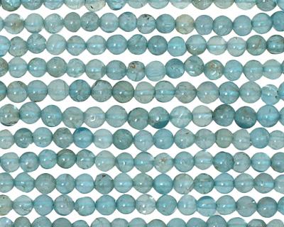 Apatite Irregular Round 3mm