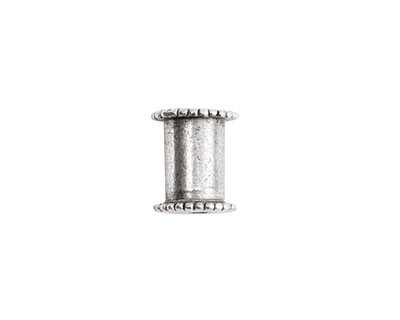 Nunn Design Antique Silver (plated) Channel 13x11mm