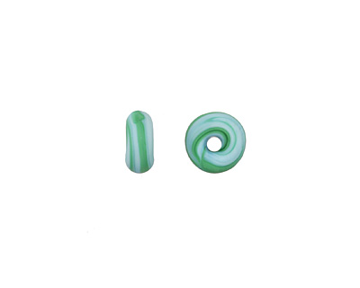 Unicorne Beads Mojito Donut 10mm
