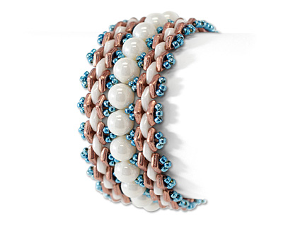 Diamond Dance Bracelet Pattern