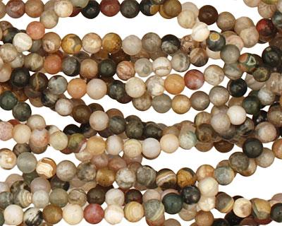 Ocean Jasper Round 3mm