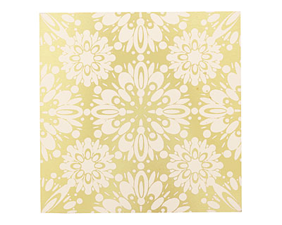 Lillypilly Gold Kaleidoscope Anodized Aluminum Sheet 3