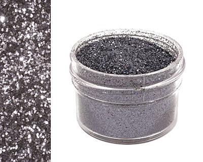 Hematite Ultrafine Opaque Glitter 1/2 oz.