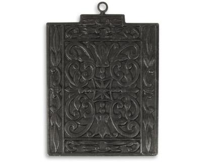 Vintaj Arte Metal Etruscan Antiquity Pendant 33x45mm