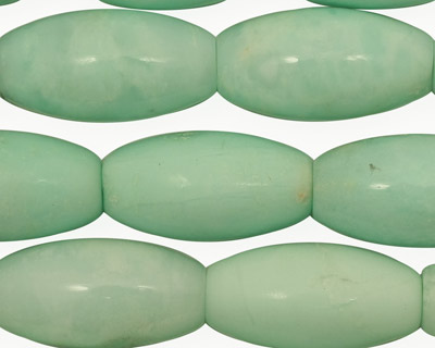 Chrysoprase Rice 22x11-12mm