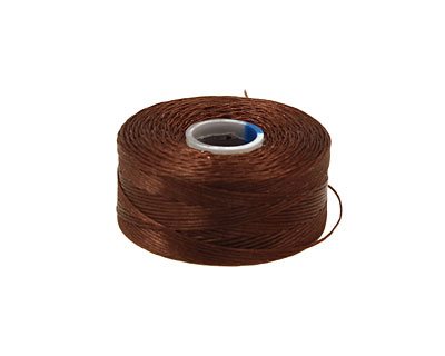 C-Lon Brown Size AA Thread