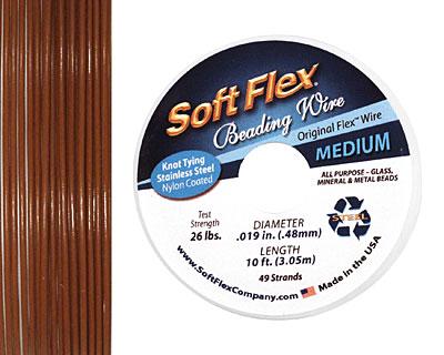 Soft Flex Butterscotch Imperial Topaz .019