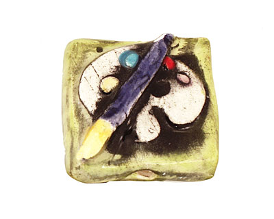 Jangles Ceramic Painting 25-27mm