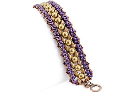 Modern Lace Bracelet Pattern